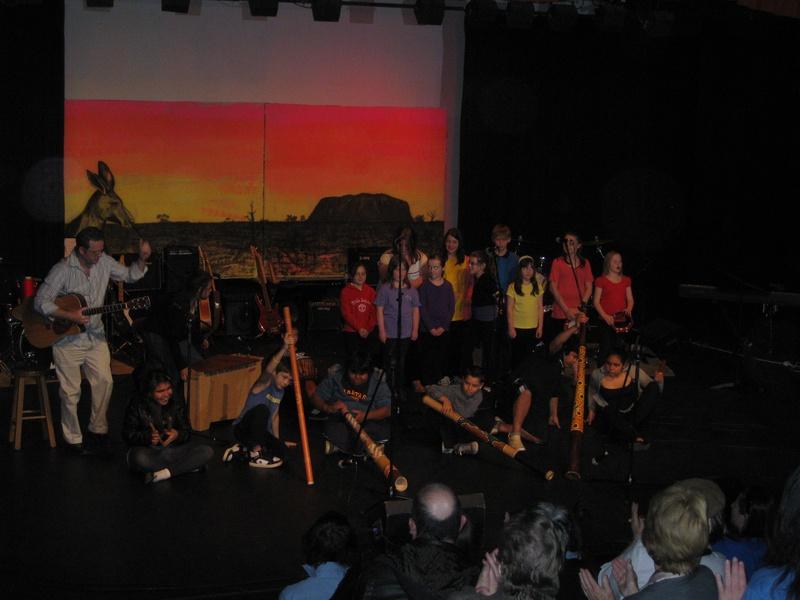 Drouin Primary School Choir